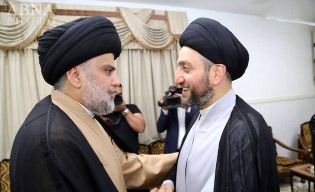 رسانههای عراقی خبر دادند؛ عمار حکیم و مقتدا صدر به ائتلاف حیدرالعبادی پیوستند