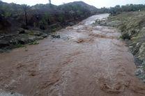بارشهای شدید و سیلابی شدن رودخانه های فصلی طی روزهای آتی در هرمزگان