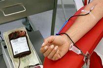 دو هزار شهروند اصفهانی  جهت کمک به زلزله زدگان غرب کشور خون اهدا کردند