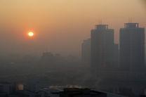 هوای استان لرستان در وضعیت ناسالم قرار گرفت