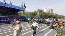 پیام تسلیت رهبر انقلاب در پی حادثه تروریستی در اهواز