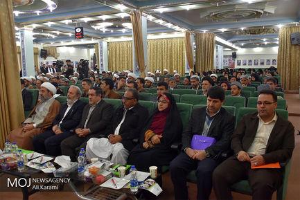 نشست نقش علما و روحانیون در وحدت اسلامی در سنندج