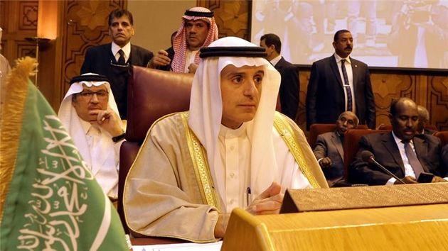 عضویت لبنان در اتحادیه عرب تعلیق شود