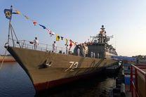 شناورهای سطحی و زیرسطحی به منطقه یکم نیروی دریایی ارتش ملحق شدند