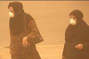 گرد و غبار و کاهش کیفیت هوا در هرمزگان