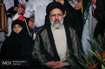 اولین همایش حامیان سید ابراهیم رئیسی در تهران