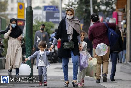 الزامی شدن استفاده از ماسک در پایتخت