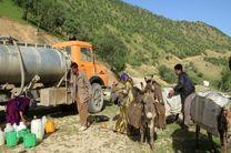 آبرسانی سیار به مناطق عشایری جنوب استان اصفهان