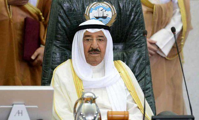 امیر کویت امروز به واشنگتن میرود