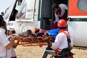 امدادرسانی به233 حادثه دیده توسط هلال احمر استان اصفهان در مهرماه
