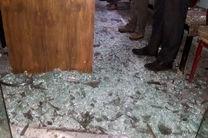 انفجار ساختمان مسکونی در فیروزکوه مهار شد