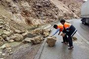 خسارت بارندگی در حاجی آباد/ قطعی 15 ساعته برق در منطقه کوهشاه احمدی