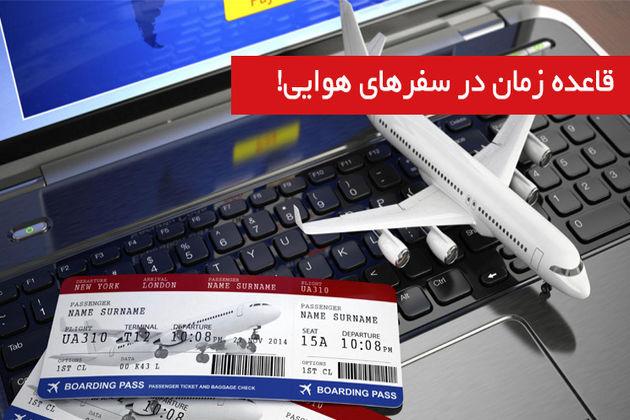 نرخ بلیط پروازهای اربعین اعلام شد/اسامی دفاتر خدماتی مجاز فروش بلیط