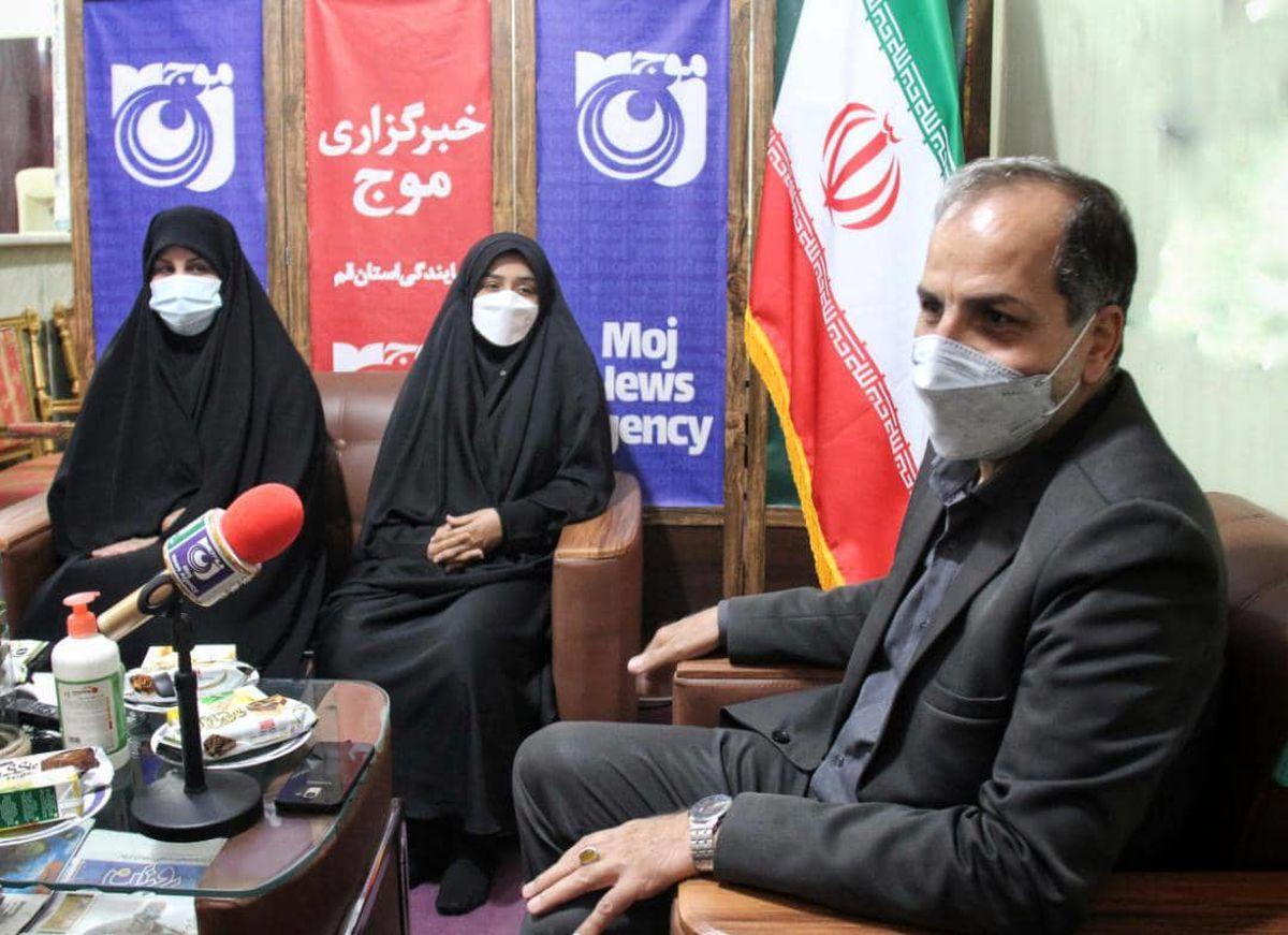 تاکید اعضای شورای اسلامی شهر قم بر تقویت تعامل با نهادها، تشکلها و رسانهها