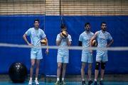 فهرست نهایی تیم والیبال جوانان ایران مشخص شد