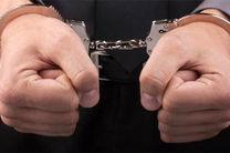 دستگیری جوان 24 ساله به جرم برداشت غیر مجاز اینترنتی