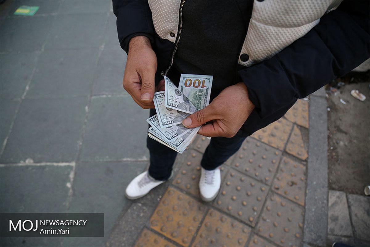 قیمت ارز در بازار آزاد تهران ۸ آذر ۹۹/ قیمت دلار اعلام شد