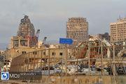 دستور استاندار بیروت برای تخلیه اماکن پرخطر