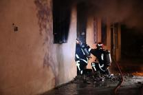 مانور عملیاتی ترکیبی سازمان آتش نشانی با مشارکت مدیریت بحران شهرداری قم برگزار شد