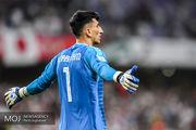 بیرانوند به عنوان بهترین دروازه بان لیگ قهرمانان آسیا سال ۲۰۱۸ انتخاب شد