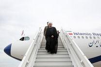 روحانی وارد پاکستان شد