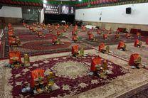 توزیع ۲۰ هزار بسته معیشتی در پارس آباد
