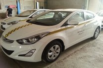 نوسازی تاکسی های اروند فقط با النترا و اکسنت / تویوتا در کار نیست