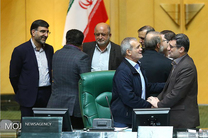 اولین جلسه مجلس شورای اسلامی در سال ۹۶