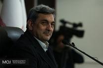 پیروز حناچی در شورای شهر تهران حاضر شد