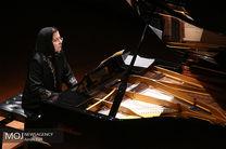 آرپینه ایسرائیلیان اجراهای تالار رودکی را آغاز کرد / تجربه احساسات متناقض با نوای پیانو