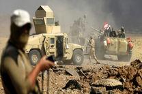 ییشروی های نیروهای ارتش  عراق در شمال تلعفر