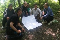 8 دهنه چشمه در منطقه هفت خوان اطاقور بهسازی شد