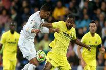 زنگ خطر برای رئال مادرید در لاسرامیکا