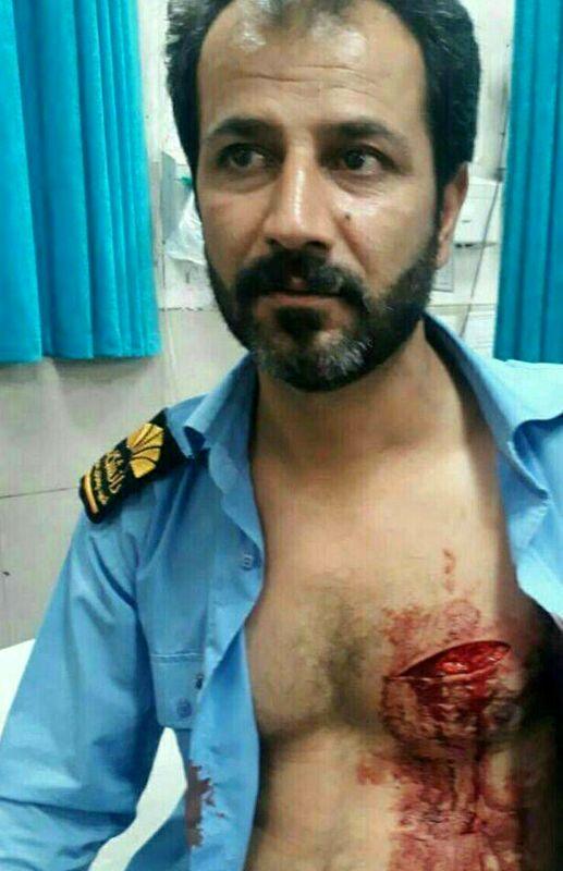 ماجرای زخمی شدن مامور حراست دانشگاه شهید چمران اهواز چیست؟