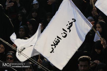 تجمع+بزرگ+«دختران+انقلاب»+
