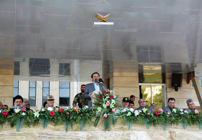 تامین امنیت داخلی کشور بر عهده نیروی انتظامی است