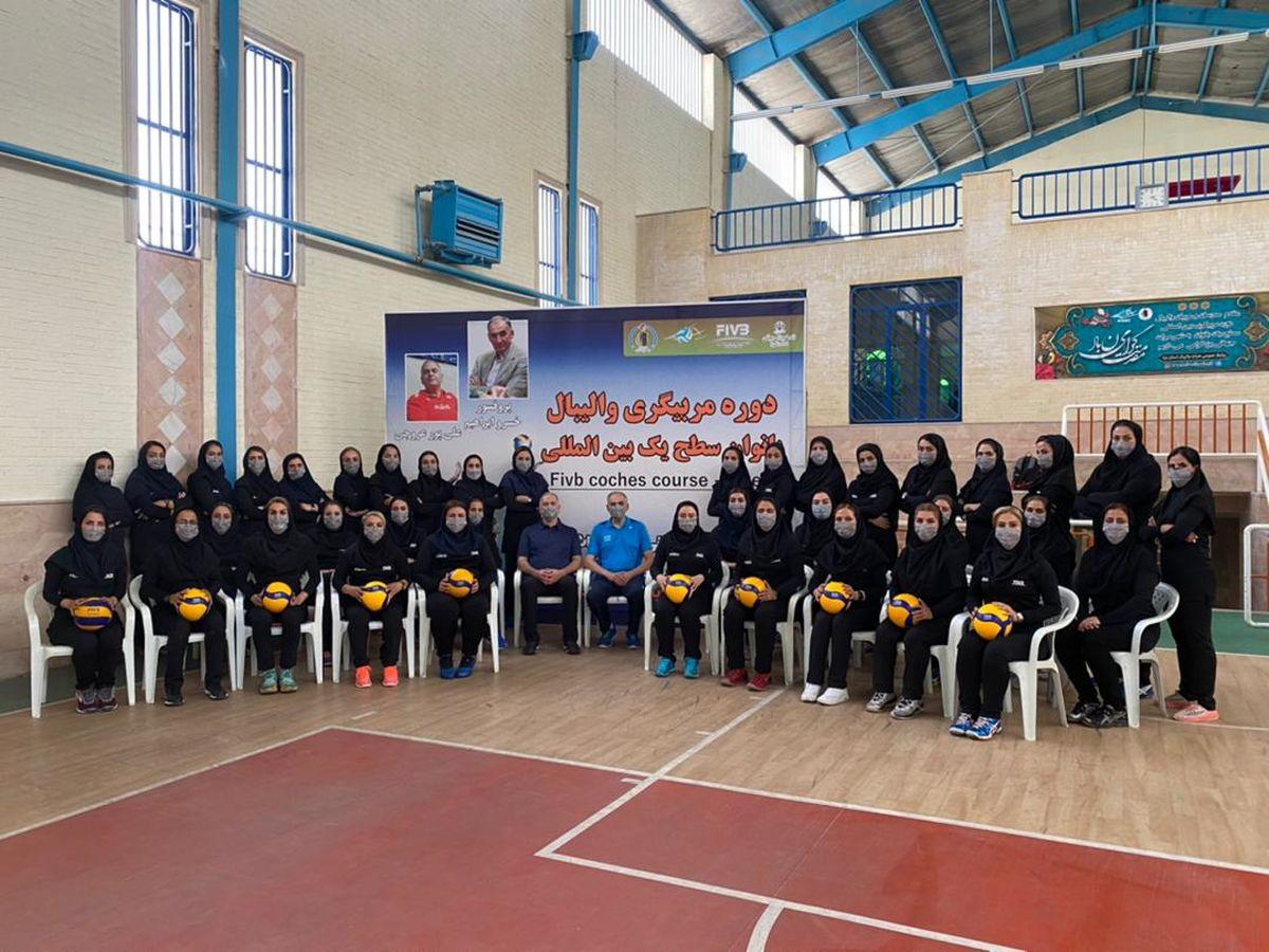 برای نخستین بار در تاریخ والیبال استان یزد