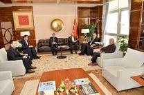 محورهای گفت و گوی سفیر ایران در آنکارا با رئیس کل گمرک ترکیه