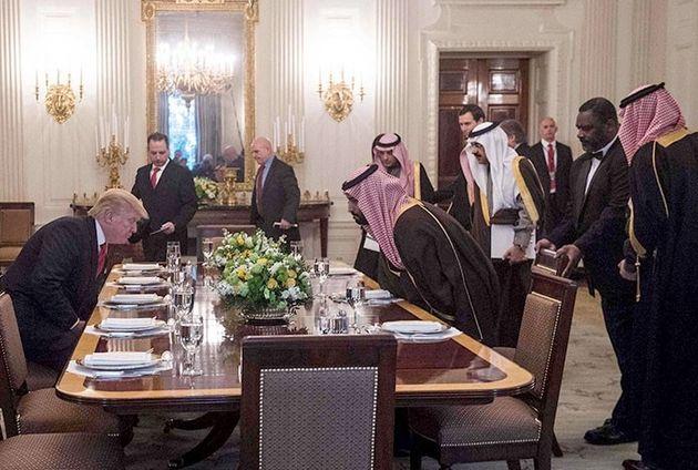 دو میلیون دلار از کیسه هر شهروند عربستانی برای سفر ترامپ هزینه می شود