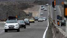 آخرین وضعیت جوی و ترافیکی جاده ها در ۱۰ فروردین ۹۹