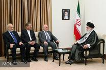 دیدار نخست وزیر عراق با مقام معظم رهبری