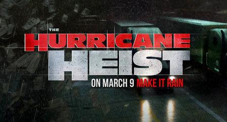دانلود زیرنویس فیلم The Hurricane Heist 2018