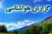 آسمان مازندران صاف تا نیمه ابری در بیست و ششمین روز شهریور