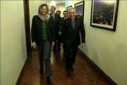 وزیر اقتصاد بایرن در راه تهران