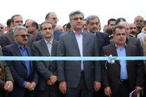 بهره برداری از دو پروژه گردشگری و یک پروژه عمرانی در شهرستان لاهیجان