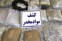 کشف 736 کیلو انواع موادمخدر در شهرستان اردستان / دستگیری 4 نفر