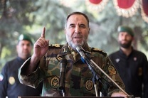 امیر حیدری: ارتش در اوج آمادگی رزمی است