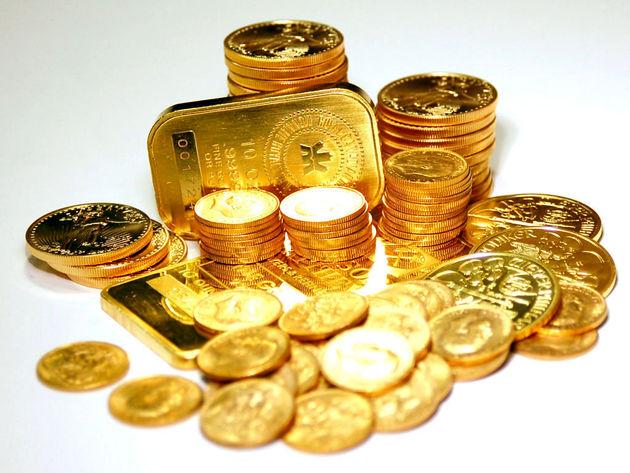 رشد ۱۵ دلاری نرخ طلا در بازارهای جهانی