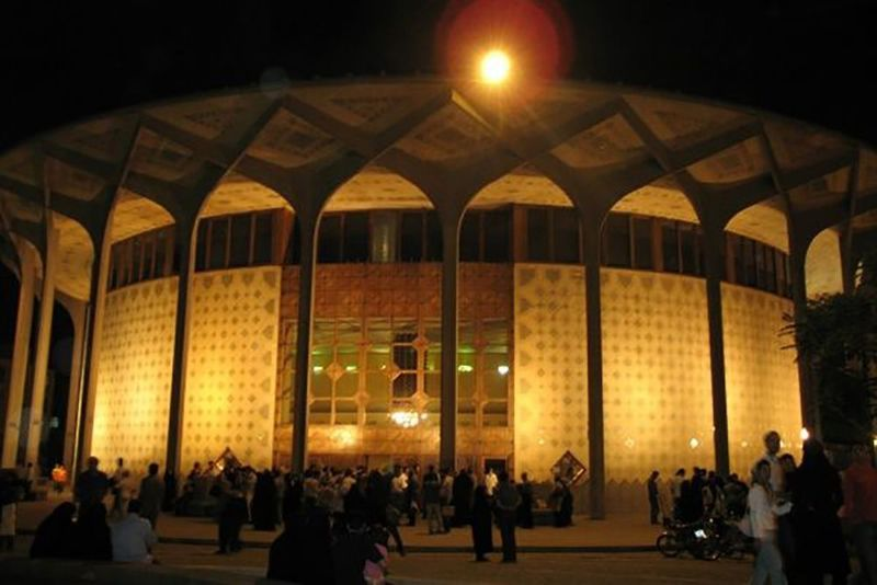 اعلام برنامههای نمایشی مجموعه تئاتر شهر
