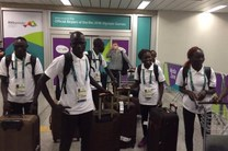 اعضای تیم پناهجویان المپیک ۲۰۱۶وارد ریوشدند